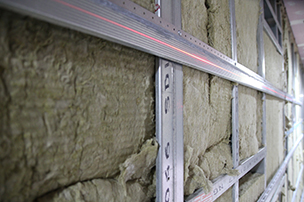 drylining company structural frame systems